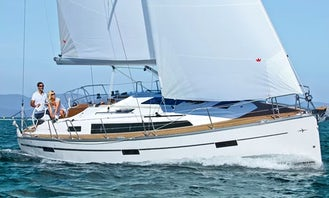 "Charter 37ft ""Maci"" Cruising Monohull In Novi Vinodolski, Croatia"