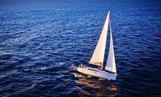 """Charter 38ft """"Imagine"""" Sailing Sloop In Šibenik, Croatia"""