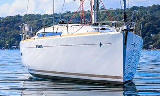 "Charter 38ft ""Sound of Silence"" Sailing Sloop In Šibenik, Croatia"