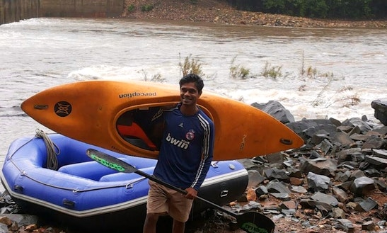 Enjoy Kayak Rentals In Goa, India