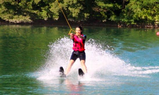 Enjoy Water Skiing In Wittisheim, France