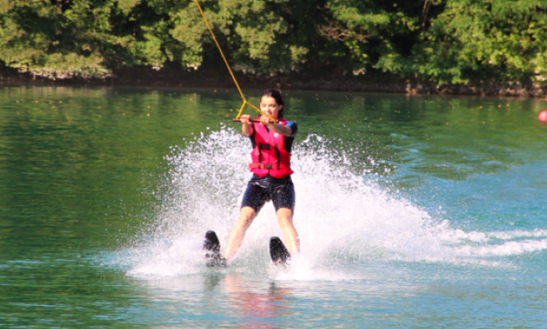 Enjoy Water Skiing In Wittisheim, France