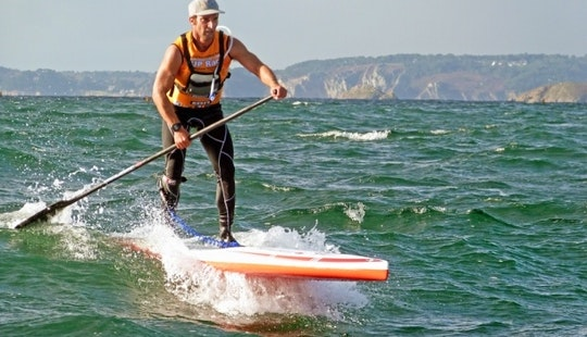 Stand Up Paddleboard Rentals In Morjim, Goa