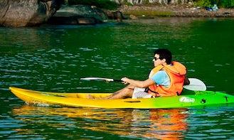 Kayak Rentals in Morjim, Goa