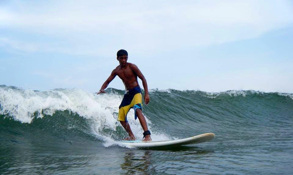 Surf Lessons in Visakhapatnam, Andhra Pradesh