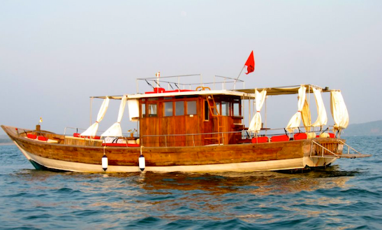 Charter 53' Center Console In Goa, India