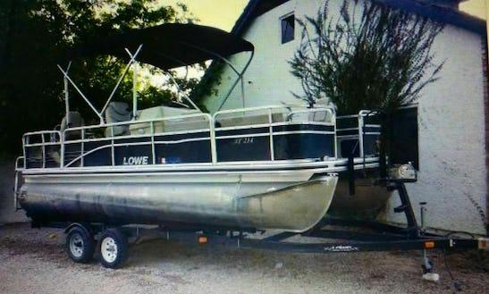 Rent This 2014 Lowe Pontoon Boat In Mesa, Arizona