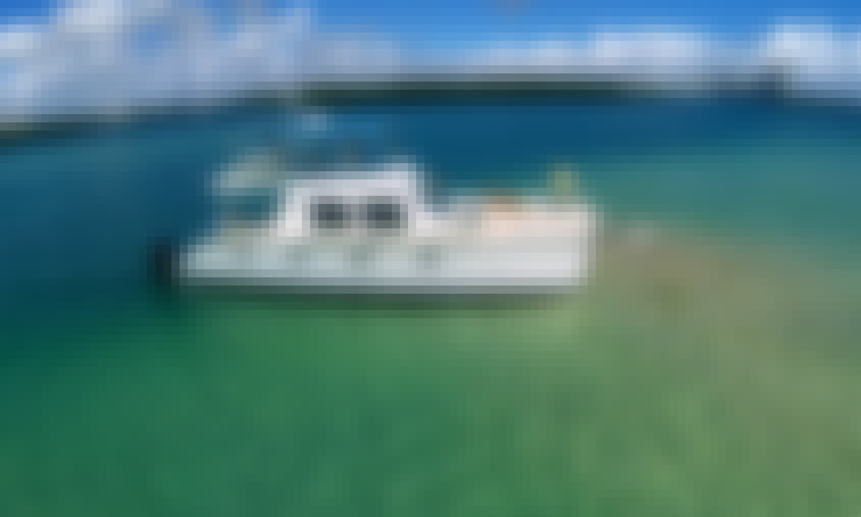 45' Big Power Catamaran Charter in Miami, Florida