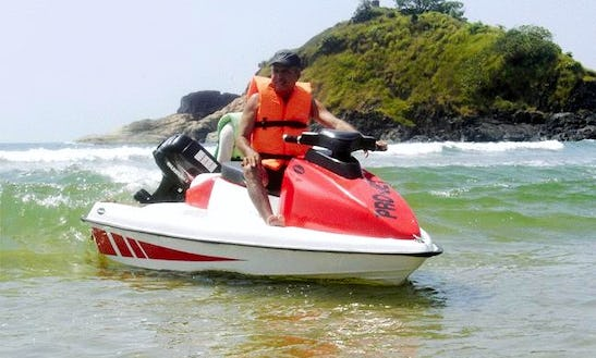 Enjoy The Fun In The Sun On Your Own Personal Jetski In Maharashtra, India