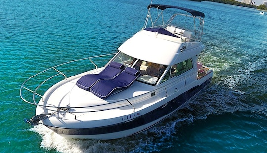 34' Beneteau Sport Cruiser For Rent - 6 People