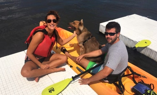 Guided Kayak And Snorkeling Excursion On Peanut Island, Florida