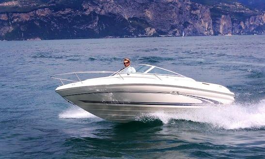 Rent The Sea Ray 190 Cc Motor Yacht In Brenzone Sul Garda