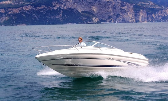 Rent The Sea Ray 190 Cc Motor Yacht In Brenzone Sul Garda