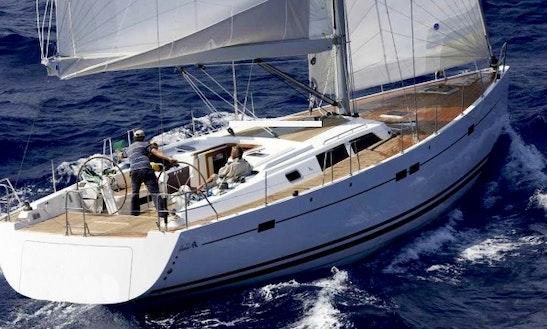 Charter 54' Cruising Monohull In Lipari, Italy