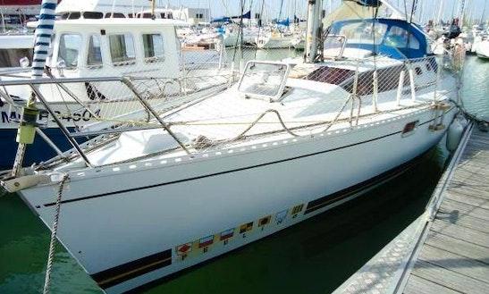 Charter A Cruising Monohull In Ibiza, Spain