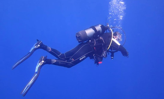 Enjoy Diving Courses In Larnaca, Cyprus