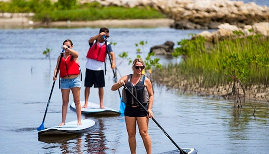 Paddleboard In West Palm Beach