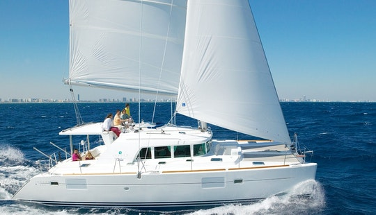 Charter The 44ft