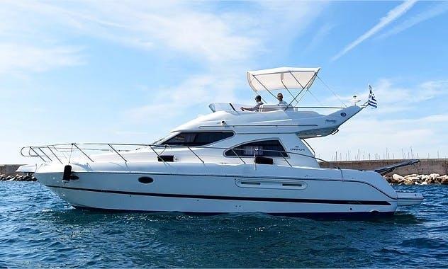 "Charter 40' ""M/Y Xapa"" Luxury Motor Yacht In Alimos, Greece"