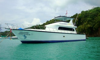 Chart Luxury M/V Queen Marlin in Phuket