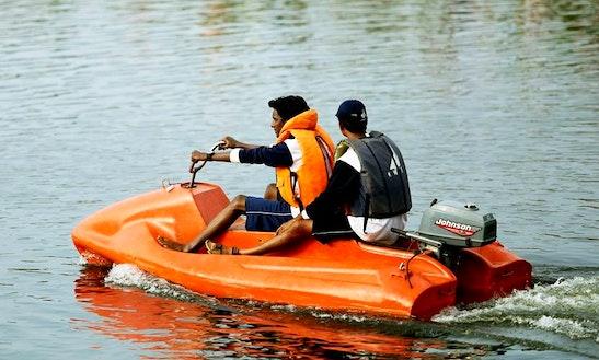 Book The Most Exhilarating Watersport - Jet Ski Rides In Ernakulam, Kerala
