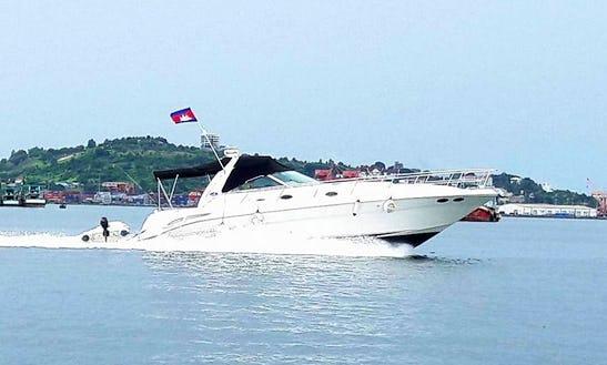Explore The Beauty Of Sihanoukville, Cambodia By Motor Yacht Charter