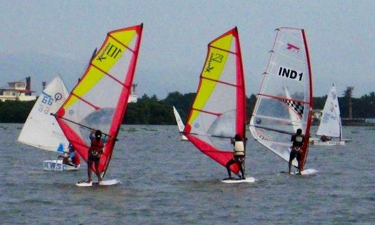 Enjoy Windsurfing In Ernakulam, Kerala