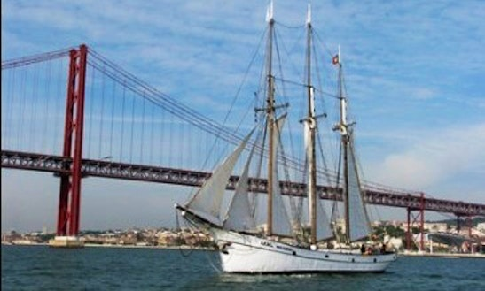 Charter The Sailing Yacht In Lisboa, Portugal