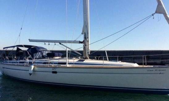 Charter The 50ft Cruising Monohull In Lisboa, Portugal