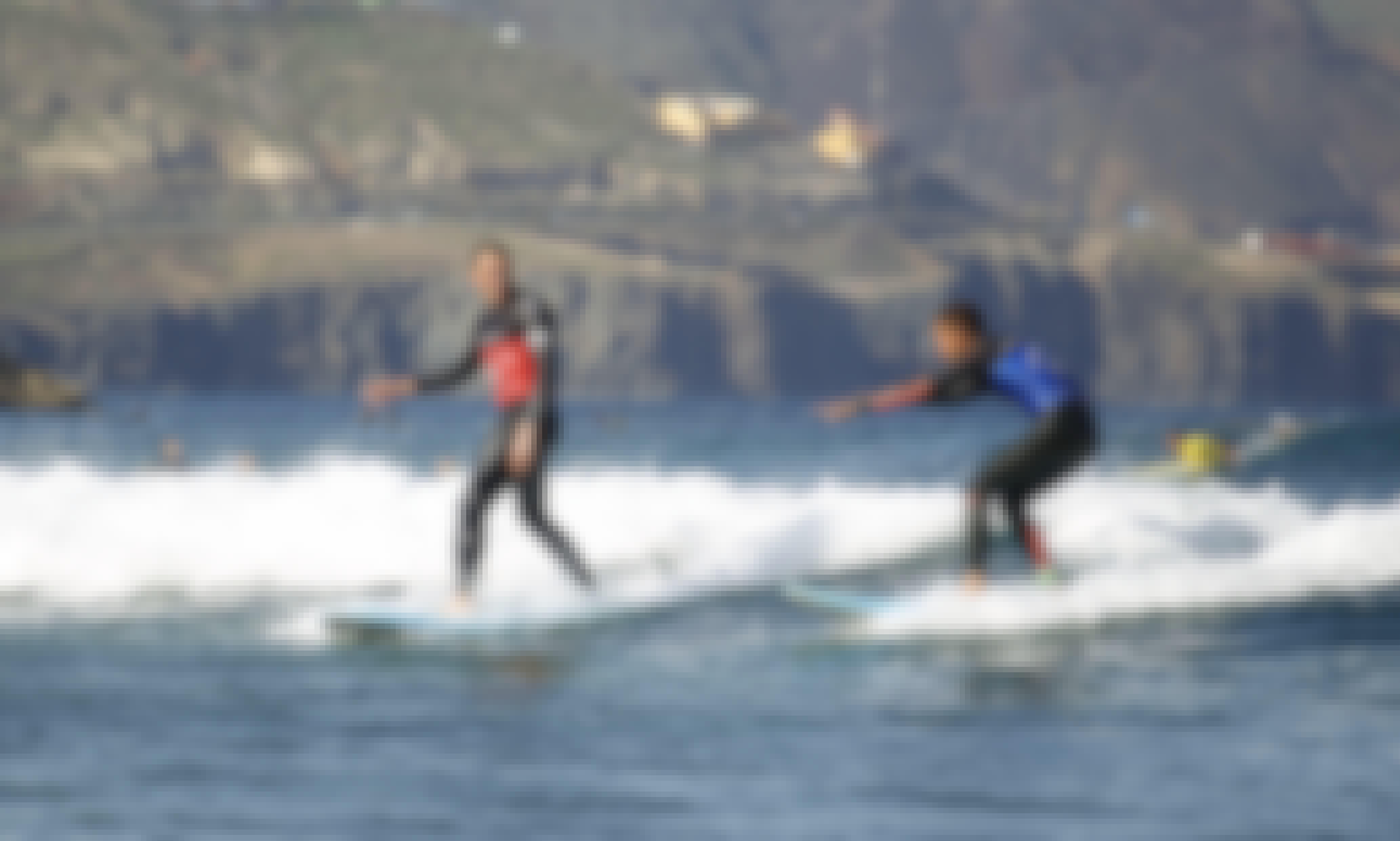 Beginner Surf Classes in Gran Canaria