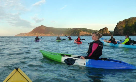 Kayak Rental In Combe Martin, England