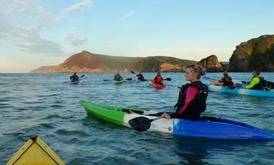 Kayak Rental In Combe Martin, England