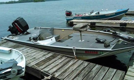 Enjoy The 18' Bassboat In Ennismore, Ontario