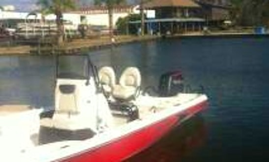 Rent 24' Center Console In Galveston, Texas