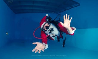 Enjoy Diving Courses in Ehlange-sur-Mess, Luxembourg