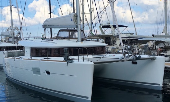 Charter The 40ft