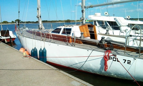 Charter A Cruising Monohull In Mazowieckie, Poland