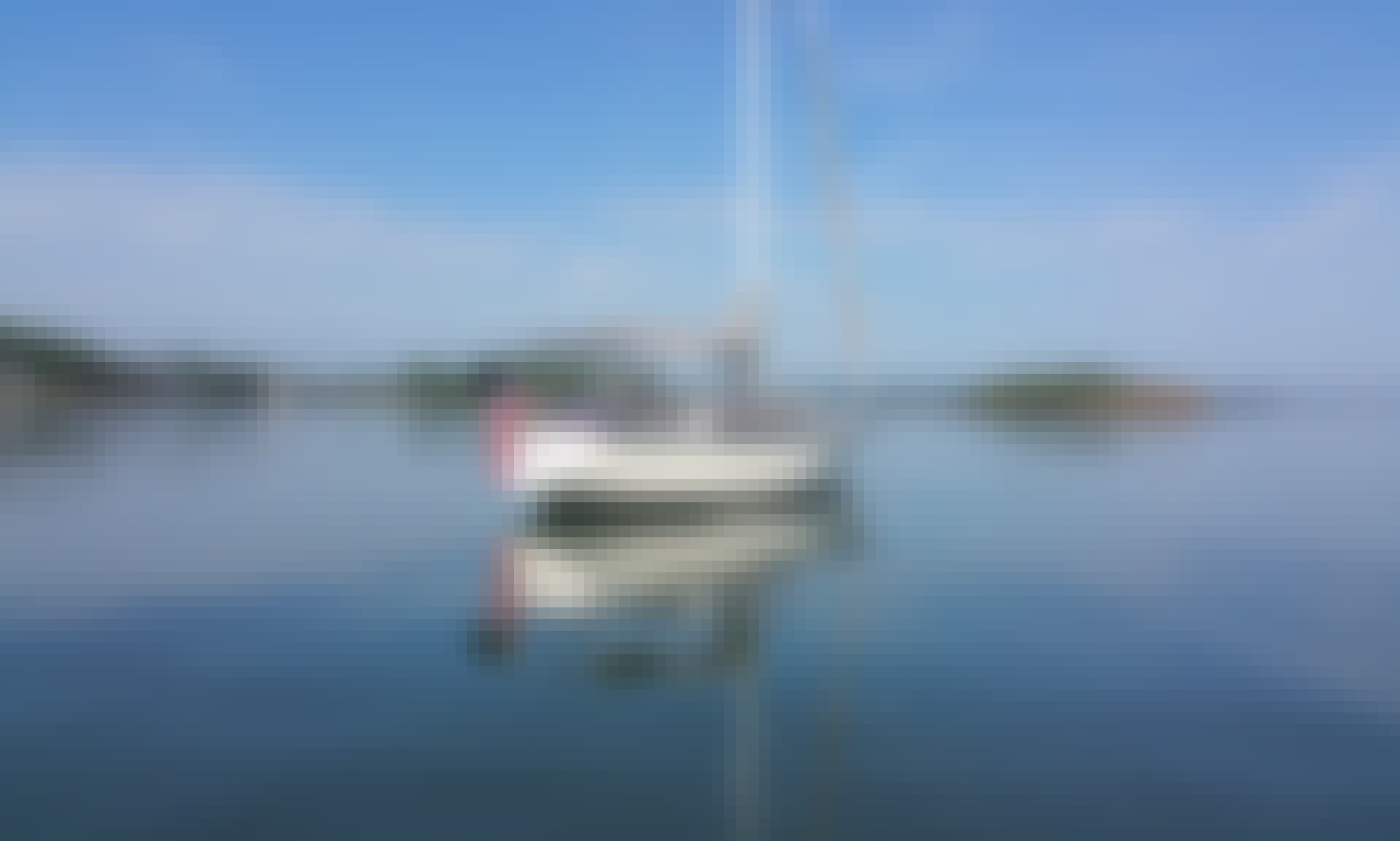 35ft Dufour 4800 Sloop Boat Charter in Sag Harbor, New York