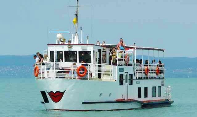Enjoy Cruising in Siófok, Hungary on Passenger Boat