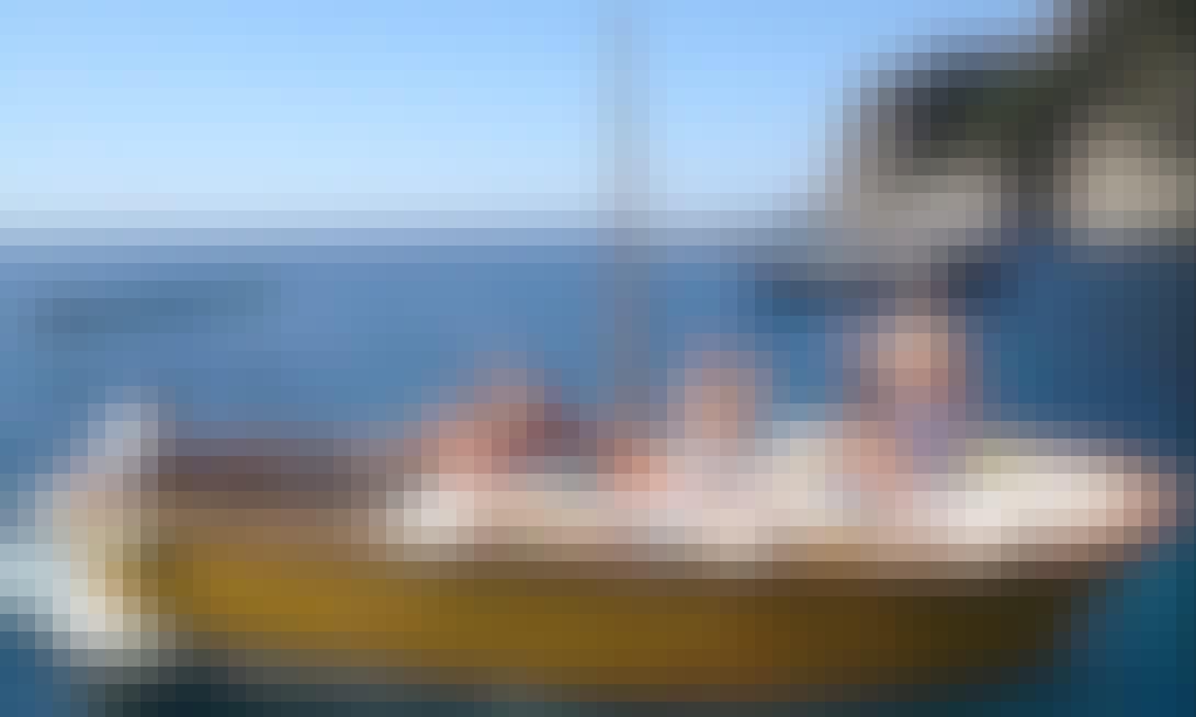 Private Amalfi Coast Boat Excursion From Positano, Italy
