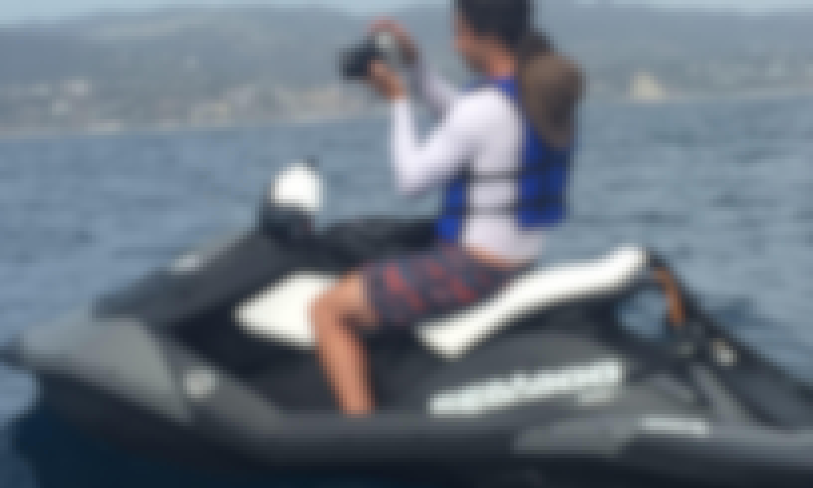 Guided Jetski (PWC) Malibu Adventure - Half Day