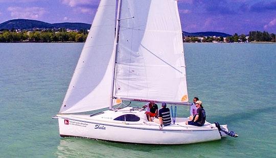 Rent 22' Scholtz Cruising Monohull In Balatonfüred, Hungary