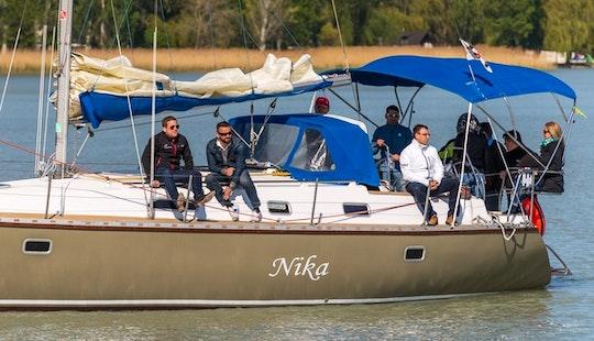 Charter 37' Cruising Monohull In Balatonfüred, Hungary