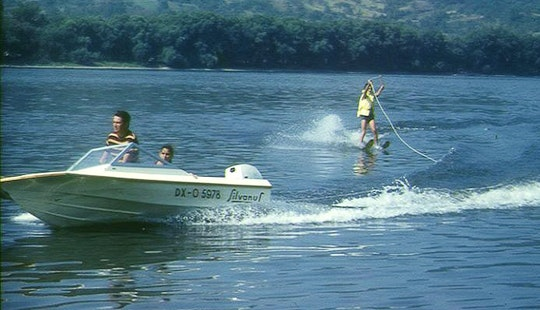 Enjoy Water Skiing In Bodrogkisfalud, Hungary