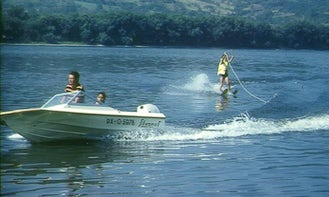 Enjoy Water Skiing in Bodrogkisfalud, Hungary