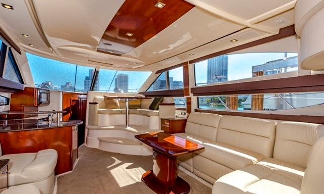 Champagne Wishes & Caviar Dreams - Miami Beach Motor Yacht