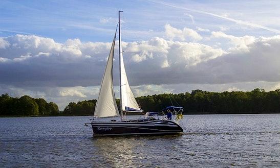 Charter 32' Tes Cruising Monohull In Sztynort, Warmińsko-mazurskie