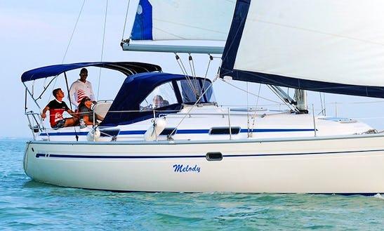 Charter 37' Bavaria Cruising Monohull In Balatonfüred, Hungary