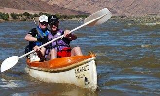 Enjoy Guided Canoe Tours in Noordoewer, Namibia