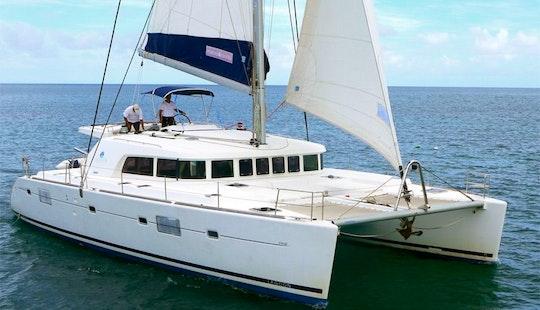 Cruising Catamaran Rental In Quarteira